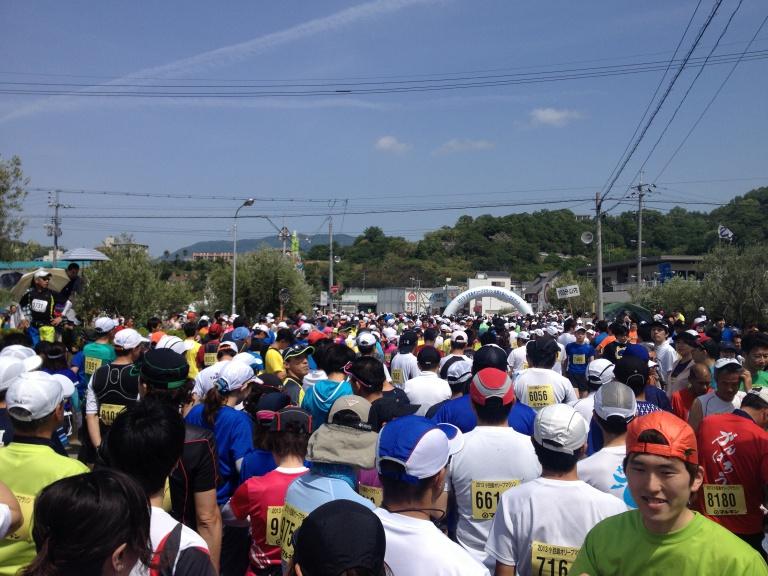 第36回小豆島オリーブマラソン全国大会
